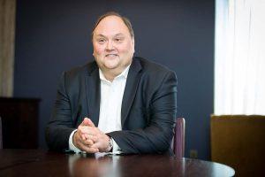 Cornerstone specialist nursing home chief executive Johann van Zyl