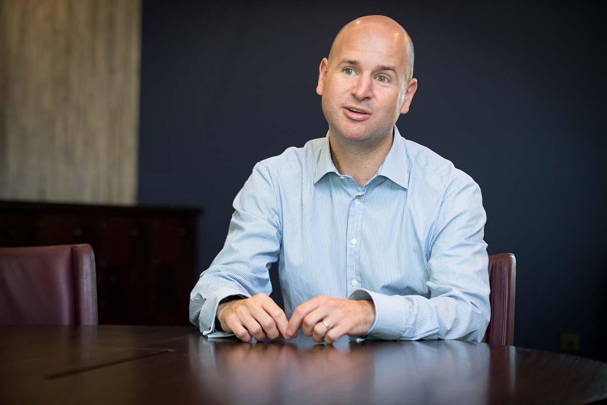 Cornerstone specialist nursing home executive director Forbes Stuart