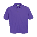 Cornerstone purple polo shire housekeeper