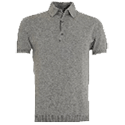 Cornerstone Grey polo shirt maintenance