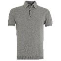 Cornerstone Grey polo shirt maintenance