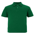 Cornerstone green polo shirt occupational therapist