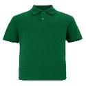 Cornerstone green polo shirt occupational therapist