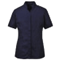 Cornerstone dark blue nursing tunic senior nurse