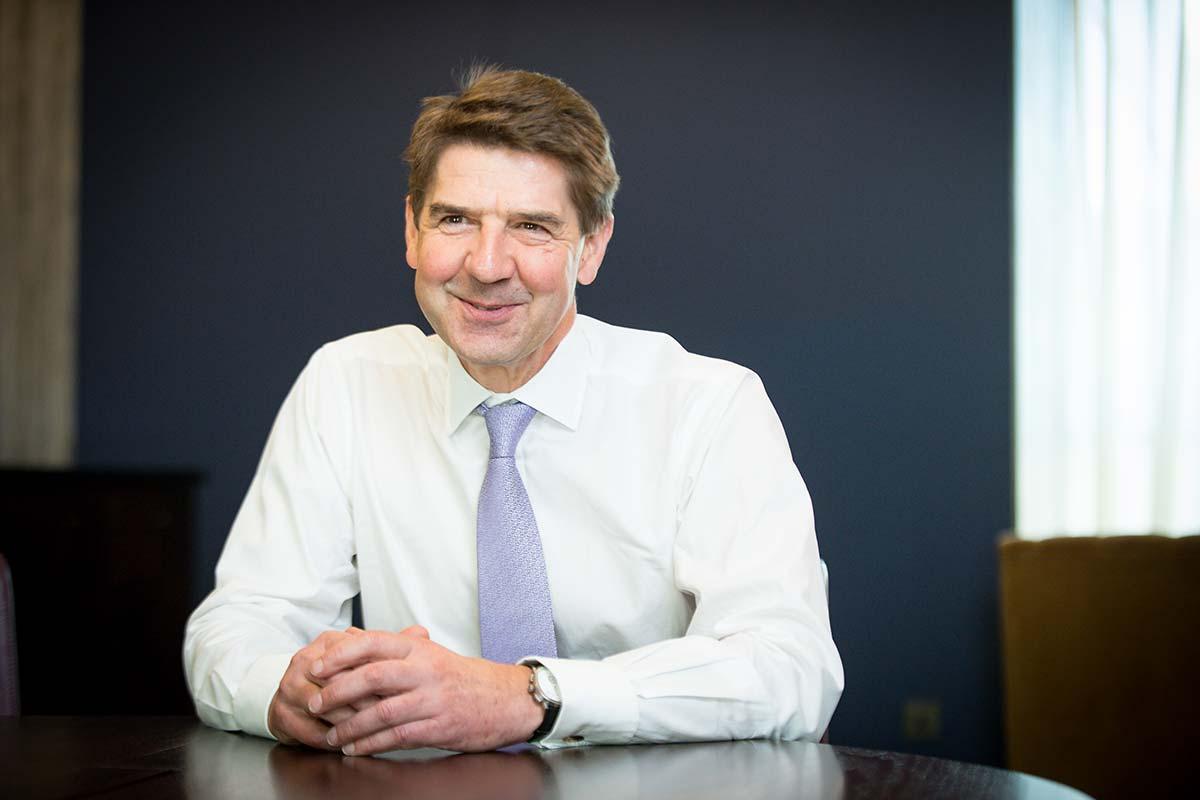 Cornerstone specialist nursing home chairman Stephen Collier