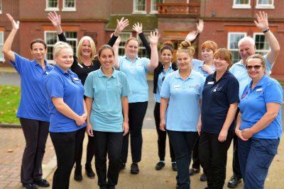 Cornerstone Kitnocks House Specialist Nursing Home Team