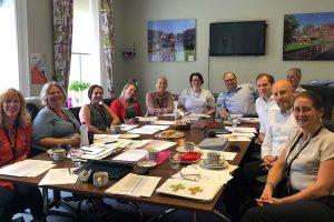 Cornerstone Healthcare Group Senior Management Team