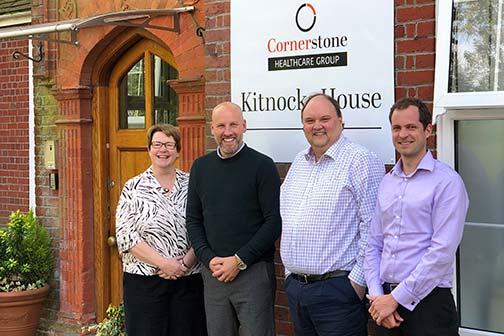 Cornerstone Board welcomes new Head of Business Development Greg Pounds