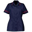 Cornerstone dark blue nursing tunic senior nurse