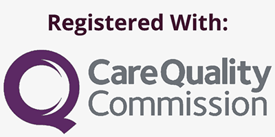 Registered with Care Quality Commission